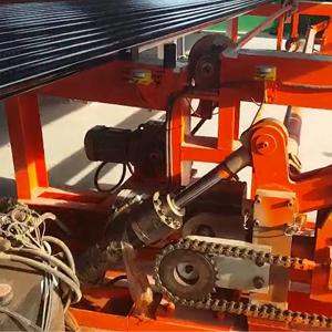 钢管凸轮拨料,管材凸轮拨料