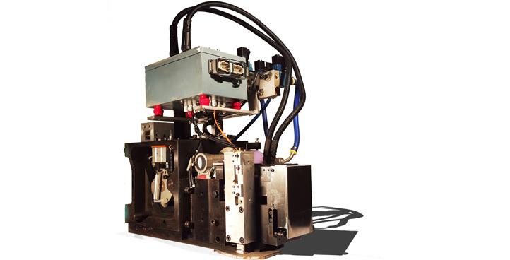 DGR-ⅣA 带锁扣式全自动钢带打捆机