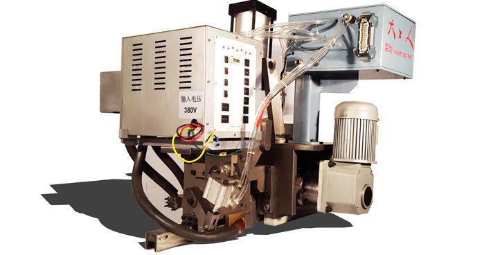 DGR-IA型电阻焊式全自动钢带打捆机