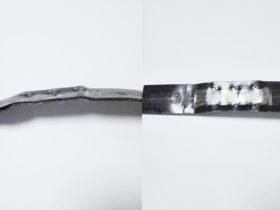 大工人免锁扣冲眼式全自动钢带打捆机连接展示