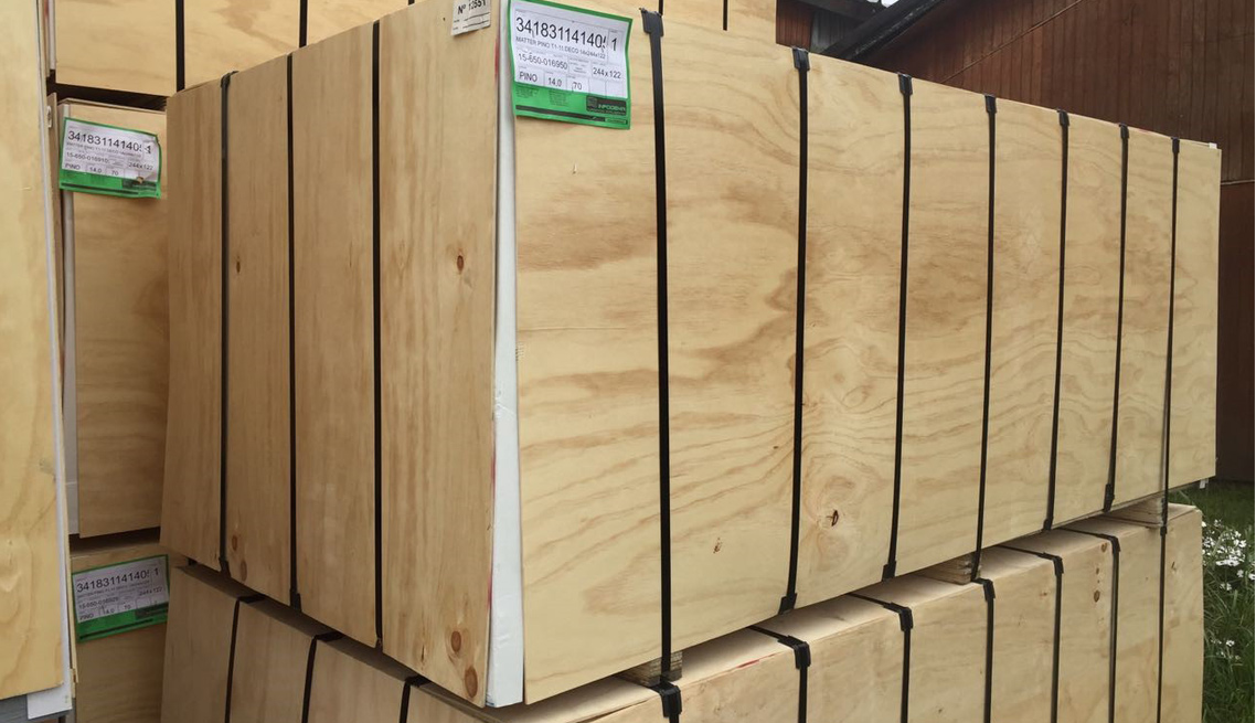 大工人全自动钢带打捆机打捆木箱一览