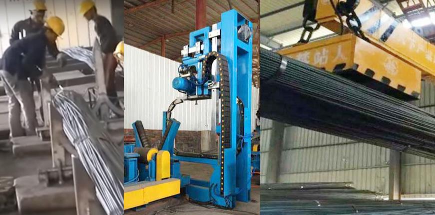 大工人全自动钢带打捆机的发展